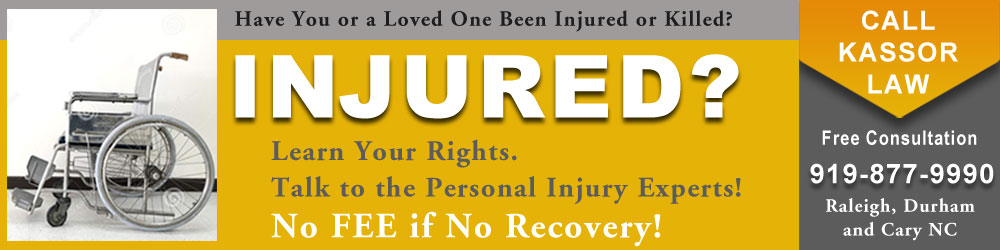 Personal Injury Accident Attorney Raleigh NC   Trial