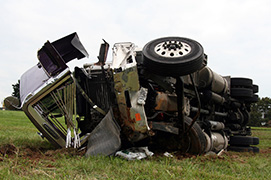 Tractor Trailer or Truck Accident